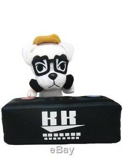 REAL NEW Little Buddy Animal Crossing 8 DJ K. K. Slider Stuffed Plush Doll Toy