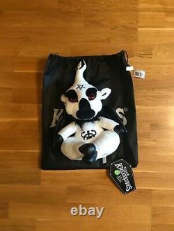 Rare Plush Toy Killstar Clothing Dark Lord White Kreepture Baphomet Speedball