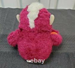 Rare Vintage 1986 My Pet Monster Strongur Plush Stuffed Animal AmToy