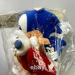 Rare1991 SEGA Sonic the Hedgehog Plush Curtain tassel limited Stuffed toy