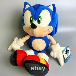 Rare2003 SONIC X Super Jumbo Plush 15 SEGA Sonic the Hedgehog limited Stuffed