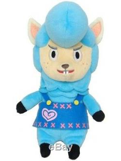 Real New Little Buddy 1357 Animal Crossing New Leaf 8 Cyrus Stuffed Plush