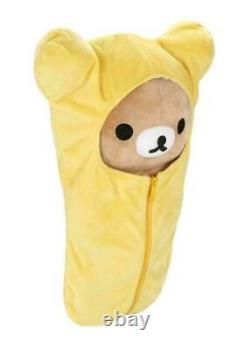 Rilakkuma by San-X 15 Sleeping Bag plush, doll, stuffed animal Authentic Licens