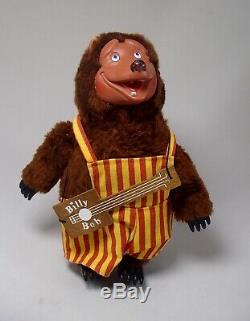 SHOWBIZ PIZZA Rock Afire Explosion Doll BILLY-BOB Figure Plush chuck e. Cheese