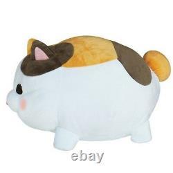 SQUARE ENIX Final Fantasy XIV Fat Cat Plush Cushion Pillow FF 14