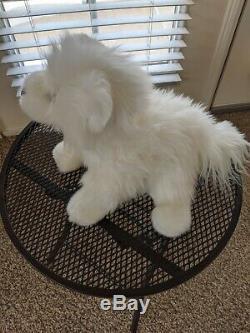 Sammy Samoyed RARE RETIRED Douglas Cuddle Toy Plush Husky Wolf Dog