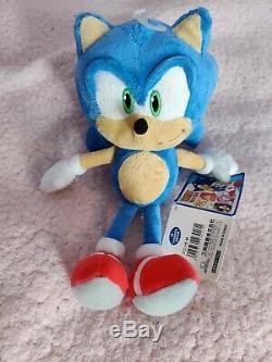 Sanei Sonic The Hedgehog Plush