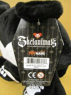Skelanimals Deluxe Jae (Wolf) 10 Inch Plush New with Tags RARE