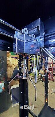 Smart BEAN BAG Crane / Claw Stuffed Animal Plush Arcade Machine Prize Redemption