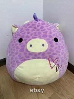 Squishmallow 16 Jazzy Giraffe Plush Extremely Hard To Find