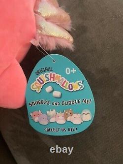 Squishmallow Axolotl 12 Inch Pink Archie Plush Brand New Rare In Hand