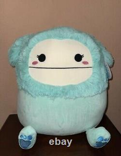 Squishmallow Big Foot 16 Inch Joelle Plush Toy CONFIRMED ORDER Already Shipped