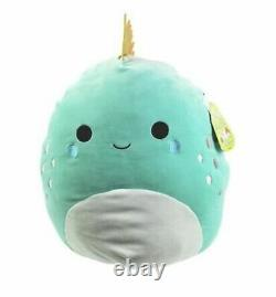 Squishmallow Chet The Iguana Large 16 Rare Canadian EXCLUSIVE 2021 Spring