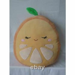Squishmallow HUGE 24 Super Rare! Limited Edition Ollie The Orange Dreamy Eyes