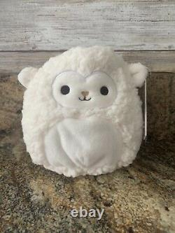 Squishmallow Sophie the fuzzy 5 Lamb Sheep Stuffed Plush