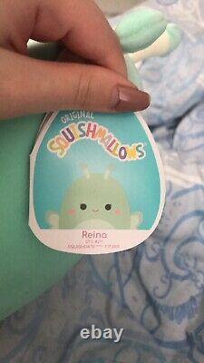 Squishmallows EUROPEAN exclusive Reina 7.5 inch Plush Toy
