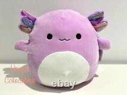 Squishmallows Monica the Axolotl 10 Plush Brand New Hard to Find