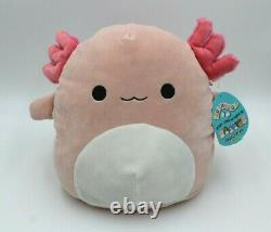 Squishmallows Plush 12 Archie Axolotl Toy Soft HTF Rare NWT Cute Pink BRAND NEW