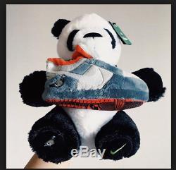 Staple Pigeon Nike SB PANDA PLUSH TOY Jeff Staple x Nike SB