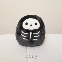 Stix the 4 Skull Halloween Capsule Squishmallow Stuffed Animal Toy Plush 2020
