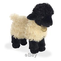 Stuffed Animal Sheep Plush Lamb Toy Black Sweet Soft Easter Kids Lovely Huggable