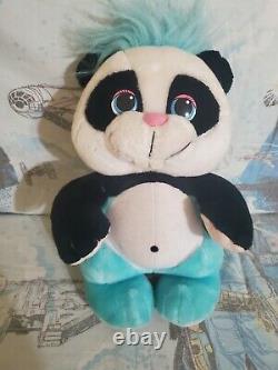 The Wuzzles Vintage Disney 1986 Pandeaver Panda Beaver Plush RARE