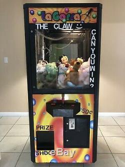 Treasure Chest Claw Crane Plush Stuffed Animal Arcade Machine