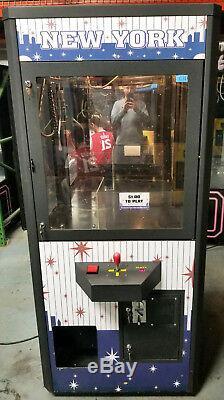 Treasure Chest NEW YORK YANKEES Claw Crane Plush Stuffed Animal Arcade #C11
