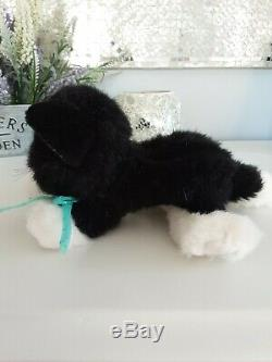 Tyco Kitty Kitty Kittens Black Cat Plush Stuffed Animal Toy