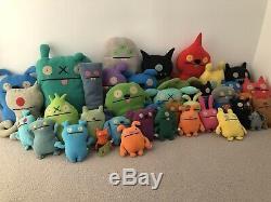 UGLYDOLLS Large Collection (39)Plush Ugly Dolls Various Sizes