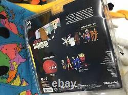 Used LOT 20 Cartoon Network Regular Show Adventure Time Rick Morty Plush Toys