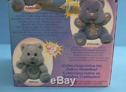 VHTF Vintage Purple Twinkle Bear Plush New in Box 1995 Fantasy LTD NIB VTG