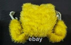 Very Rare Vintage Gigglee Eyes Monster Plush 1988 My Pet Monster