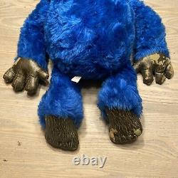 Vintage 1986 MY PET MONSTER 24 Stuffed Animal RARE 1980's Toy PLUSH AmToy