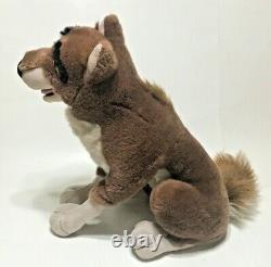 Vintage Balto 19 Stuffed Animal 1995 Universal Studios Plush Husky Wolf Dog Toy