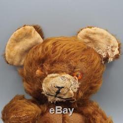 Vintage Haunted Plush Teddy Bear