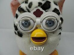 Vintage Large Furby Plush Stuffed Animal Jumbo NANCO Tiger 1999 RARE