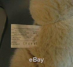 Vintage My Child Doll Pet Puppy DOG brown Plush Stuffed Animal Mattel 1985