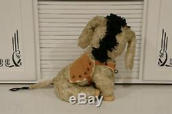 Vintage Rushton Plush Rubber Face Stuffed Animal HONKEY DONKEY Rare