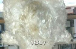 Vtg. Rushton Star Creation Rubber Face Bunny Rabbit 13 Plush Stuffed Toy RARE