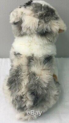 Webkinz Signature Australian Shepherd Aussie Plush Stuffed Dog Toy No Code Tag
