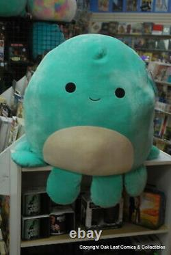 Zobey The Octopus HUGE Squishmallow 24 24 Inch New With Tags! WOW